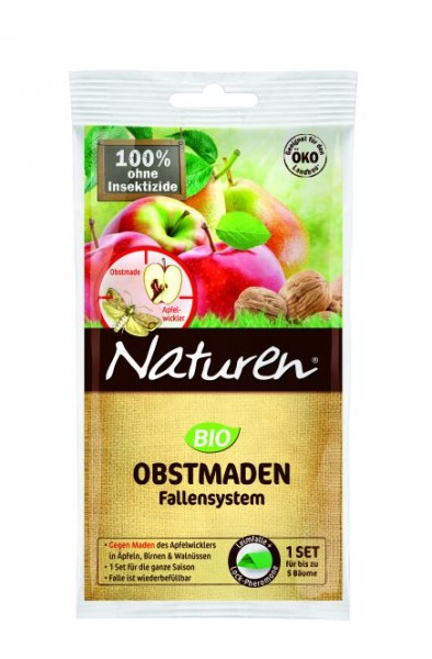 Naturen Obstmaden- Fallensystem 1 Set