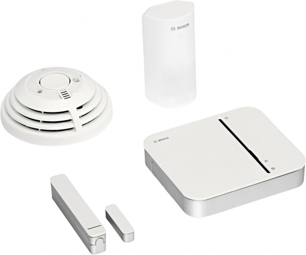 Bosch Starter-Paket Sicherheit Smart Home Twinguard