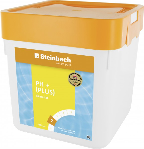 Steinbach pH Plus Granulat 5 kg