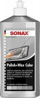 Sonax Polish & Wax Color Nano Pro silber/grau