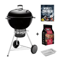 Weber Kohlegrill-Set Master-Touch GBS Pro