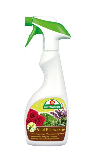 ASB Greenworld Bio Vital-Pflanzaktiv 500 ml