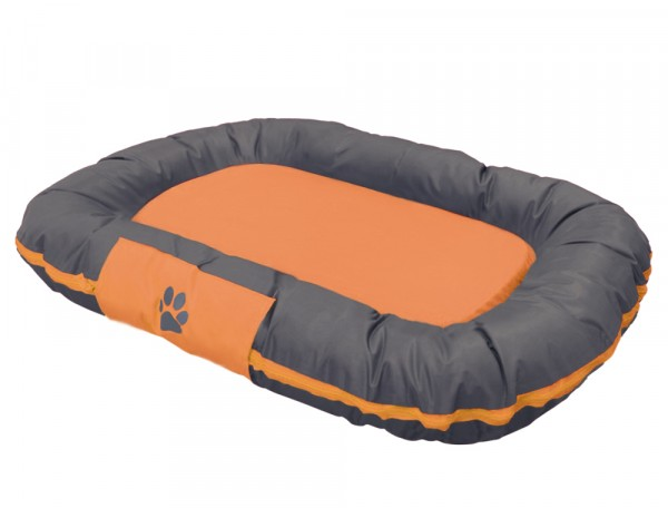 Nobby Kissen Classic RENO orange; 80 x 58 x 10 cm
