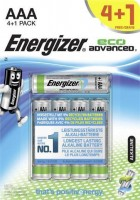 Energizer Alkaline Eco Advanced Micro AAA