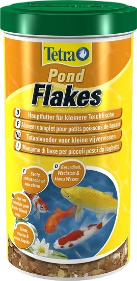 Tetra Teichfutter Pond Flakes 1 l
