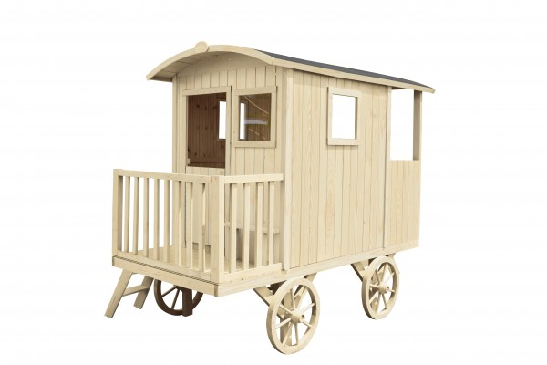 Forest-Style Kinderspielhaus Carry 262 x 155 x 203 cm