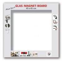 The Wall Glas- Magnetboard