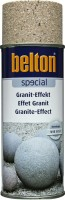 belton special Granit-Effekt Spray travertin-braun