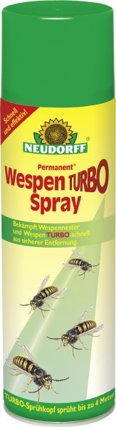 Neudorff Permanent Wespen Turbo Spray 500 ml