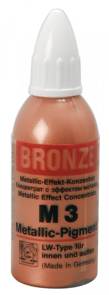 Decotric Metallic-Effekt-Konzentrat 20 g bronze