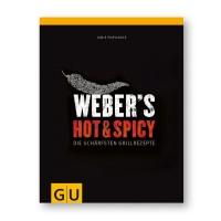 Weber Grillbuch Hot & Spicy