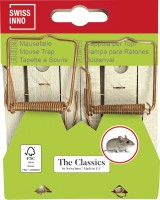 Swissinno Classic FSC® Holz-Mausefalle