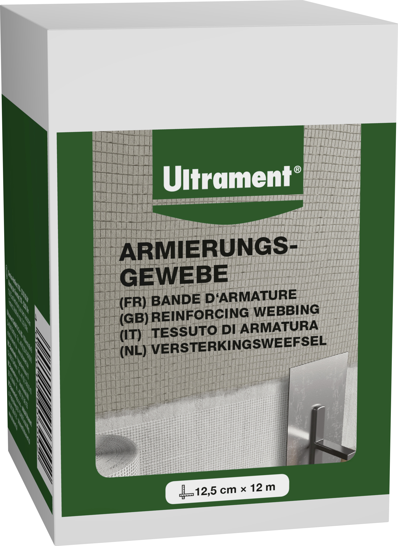 ultrament armierungsgewebe armierungsgewebe globus baumarkt online shop. Black Bedroom Furniture Sets. Home Design Ideas