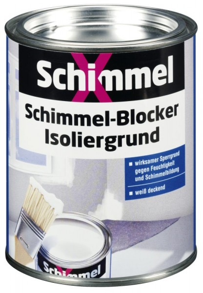 Schimmel X Schimmel-Blocker Isoliergrund 750 ml