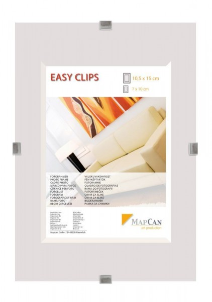 The Wall Cliprahmen Easyclips Antireflexglas 15 x 21 cm