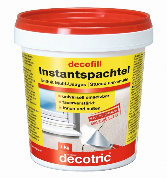 Decotric decofill instant 1 kg
