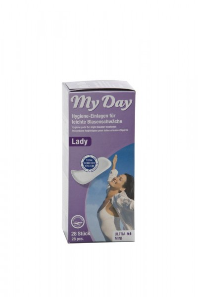 My Day Inkontinenz Einlage Lady ultra mini