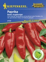 Kiepenkerl Spitzpaprika Roter Augsburger