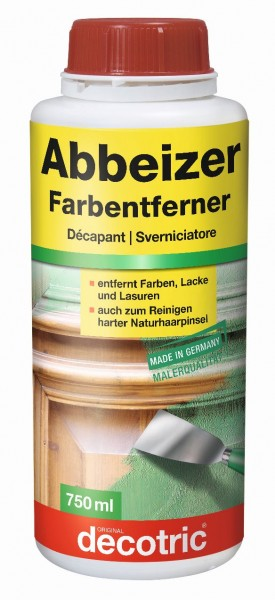 Decotric Abbeizer rasant 750 ml