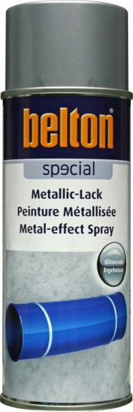 belton special Metallic-Lackspray 400 ml silber