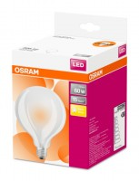 Osram LED Globelampe Star CL