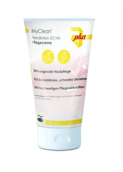 MyClean plus MaiMed Hand-Pflegecreme Handlotion 150 ml