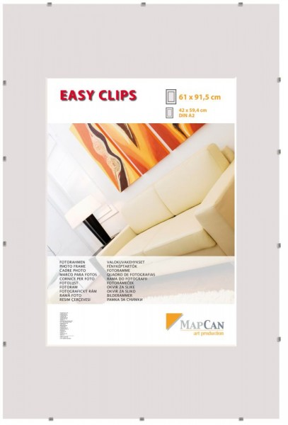 The Wall Cliprahmen Easyclips Normalglas 61 x 91,5 cm