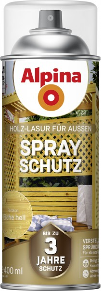 Alpina Spray-Schutz 0,4 l eiche hell