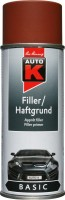 Auto-K Filler/Haftgrund Spray Basic rot
