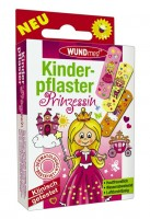 Wundmed Kinderpflaster Prinzessin