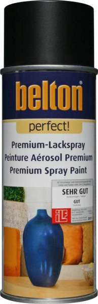 belton perfect Lackspray 400 ml schwarz
