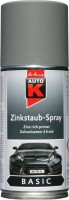 Auto-K Zinkstaubspray Basic grau