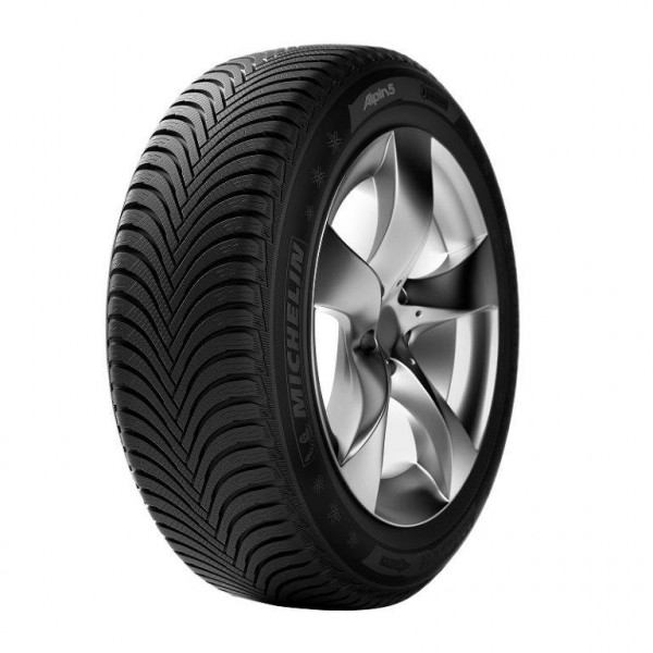 Michelin Winterreifen Alpin 5 225/45 R17 94V EL
