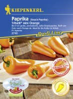 Kiepenkerl Snackpaprika Tribelli® Mini Orange
