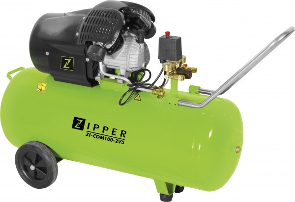 Zipper Kompressor ZI-COM100-2V 8 bar 97 l