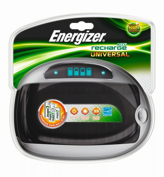 Energizer Universal Charger ohne Batterien