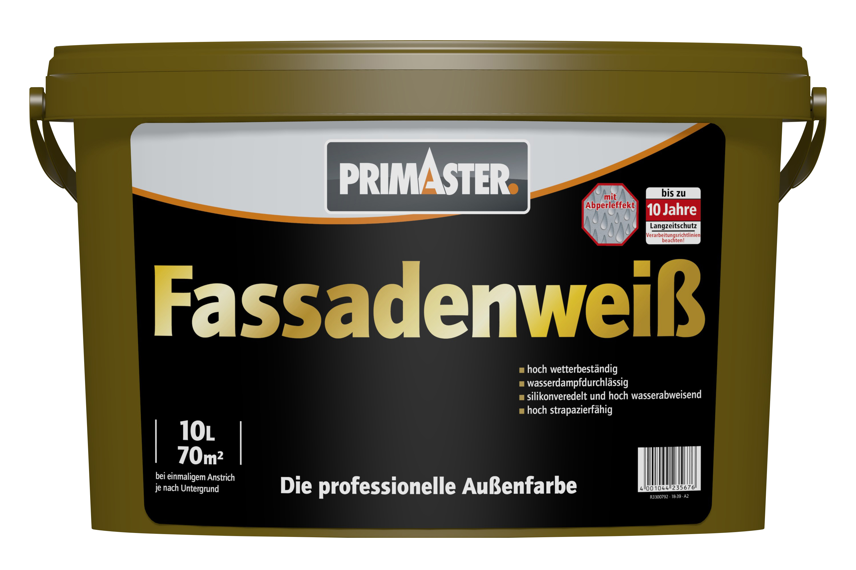 primaster fassadenweiss fassadenfarbe globus baumarkt online shop. Black Bedroom Furniture Sets. Home Design Ideas