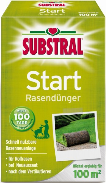 Substral Start-Rasen Dünger f. 100m² 2 kg