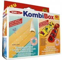 Wundmed Pflaster-Kombibox