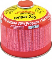Rothenberger Top Gas 220 Schraubkartusche