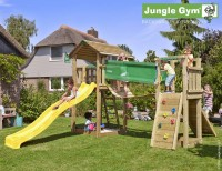 BM Massivholz Spielturm Jungle Gym