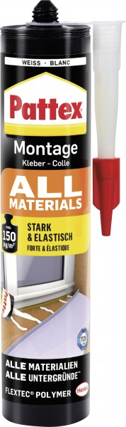 Pattex Montage All Materials 450 g