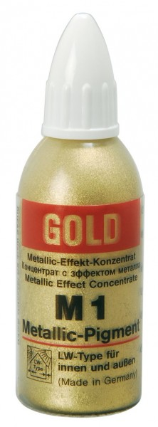 Decotric Metallic-Effekt-Konzentrat 20 g gold