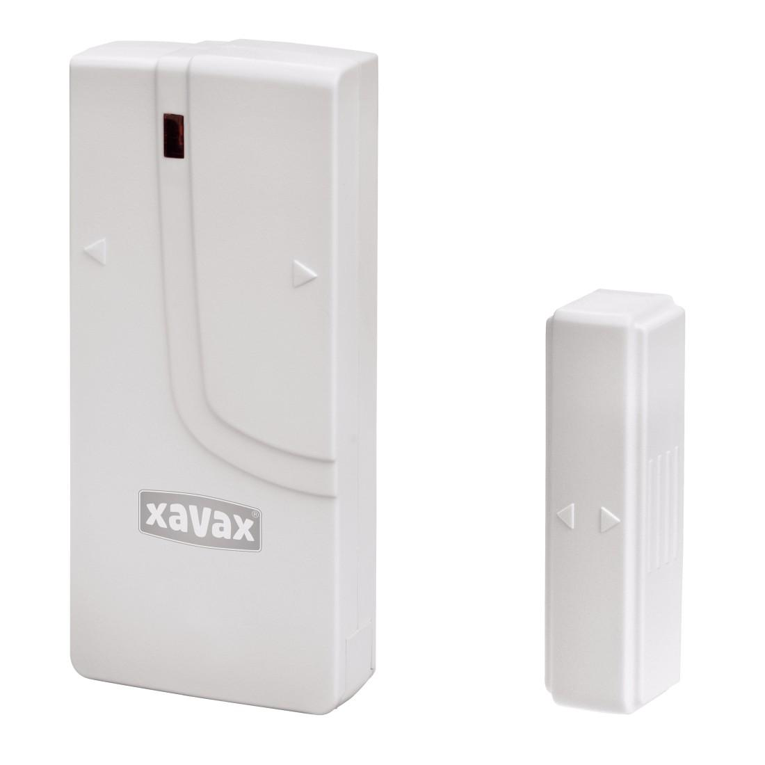 xavax fenster t r alarm sensor feelsafe alarmanlagen kameras globus baumarkt online shop. Black Bedroom Furniture Sets. Home Design Ideas