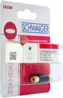 SCHWAIGER - Audio Adapter, Cinch
