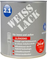 Wilckens Weißlack 2 in 1
