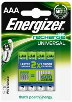 Energizer Accu Rechargeable Universal