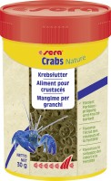Sera Fischfutter crabs natural