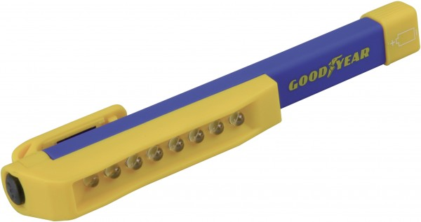 Goodyear Arbeitsleuchte 8 LED's