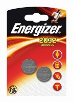 Energizer Knopfzelle CR2032